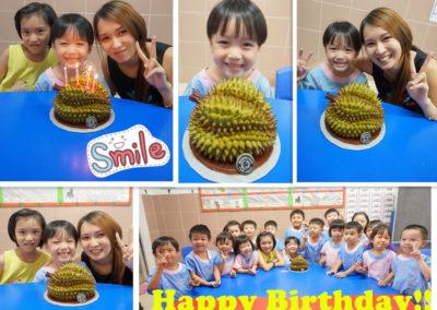 Jun Lin_s Birthday